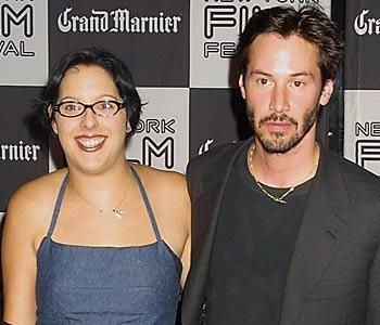 Keanu Reeves ve kardeşi